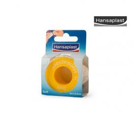 Hansaplast Esparadrapo Soft 5 M X 2.5 Cm - Farmacia Ribera