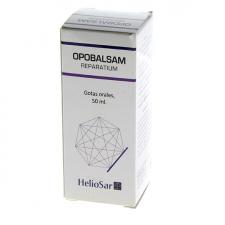 Heliosar Opobalsam Reparatium Gotas 50 Ml.