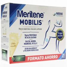 Meritene Mobilis Duplo 2x10 Sobres Vainilla. 400 Gr. Formato Ahorro