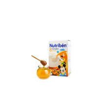 Nutriben 8 Cereales Y Miel Calcio 600 G - Alter Fcia