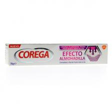 Corega Efecto Almohadilla Adhesivo Protesis Dental 70 Gr