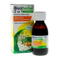 BisolHerbal 2 en 1 Sin Azúcar 120 Ml