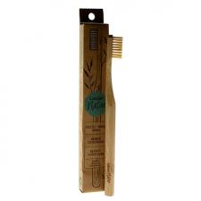 Lacer Natur Cepillo Dental Adulto  Bambú