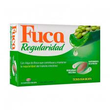 Fuca Regularidad 30 Comprimidos - Farmacia Ribera