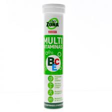 Enerzona Multivitaminas 20 Comprimidos Efervescentes