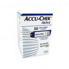 Accu-Chek Aviva 50 Tiras - Roche