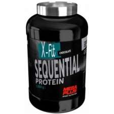 X-Fit Sequencial Protein Chocolate 1Kg.
