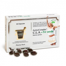 ActiveComplex Cla+Te Verde 90 Capsulas Pharma Nord