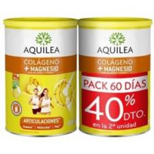 Aquilea Colágeno + Magnesio Duplo Limón 2x375g
