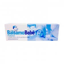 Balsamo Bebe Crema Suave Tubo De 50 Ml - Novartis