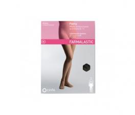 Famalastic Panty-Media Hasta Cintura (E-T) Normal Talla Reina Negro - Farmacia Ribera