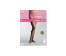 Famalastic Panty-Media Hasta Cintura (E-T) Normal Talla Reina Camel - Farmacia Ribera