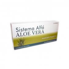 Sistema Alfa Aloe Vera Ampollas Bebibles 20 Amp