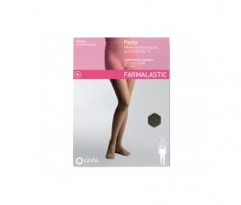 Famalastic Panty-Media Hasta La Cintura (E-T) Normal Talla Edge Cápsulas U - Farmacia Ribera