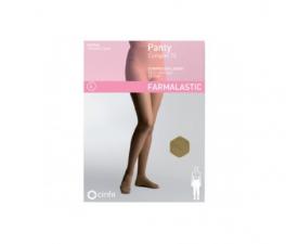 Farmalastic Panty Compresión Ligera 70 Den Talla Pequeña Camel - Farmacia Ribera