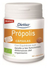 Propolis Bio 60 Cap.  - Dietisa