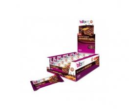 Biform Barritas Crujientes Chocolate Negro 20Unidades - Farmacia Ribera