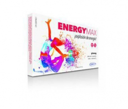 Energy Max 10 Ml 20 Viales - Farmacia Ribera