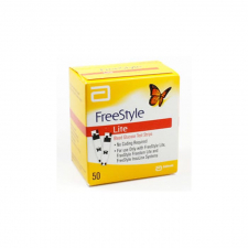 Freestyle Lite Tiras 50 U