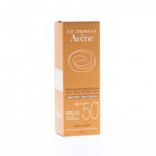 Avene Crema Proteccion 50+ Color 50 Ml.