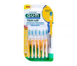 Cepillo Gum 1618 Conico 2Mm - Farmacia Ribera