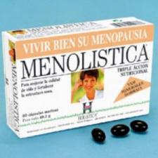 Menolistica 60 Cap.  - Holistica