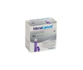 Glucoject Lancetas Menalancet 50 Unidades - Farmacia Ribera