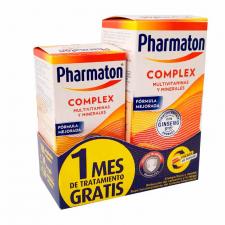 Pharmaton Pack  Complex 100 + 30 Comprimidos