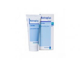 Nutraplus Crema Pieles Secas 50 Ml - Farmacia Ribera
