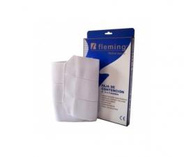 Fleming Faja Elastica Contencion 3 Banda - Farmacia Ribera