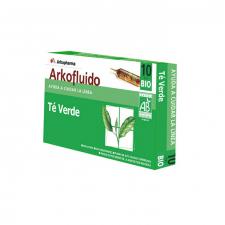 Te Verde Ampollas 20 Viales