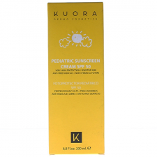 Kuora Pediatrico Spf 50 200 Ml.