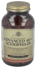 40 Plus Acidophilus 120 Vegicaps Solgar - Solgar