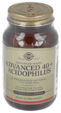 40 Plus Acidophilus Avanzado 60 Vegicaps - Solgar