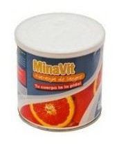 Minavit Sabor Naranja Sangre 450 Gr. - Bonusan
