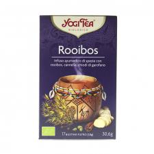 Yogi Tea Rooibos Bio Infusión 17 Bolsitas