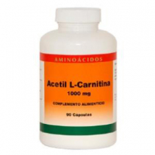 Acetil L Carnitina 1000Mg 90Cap Ortocel Nutri-Therapy