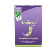 Resiliens Vitalidad 60 Capsulas Cien Por Cien
