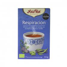 Yogi Tea Respiración Bio Infusión 17 Bolsitas