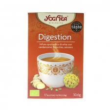 Yogi Tea Digestión Bio Infusión 17 Bolsitas