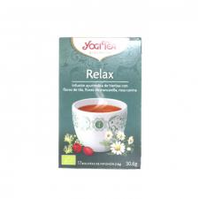 Yogi Tea Relax Bio Infusión 17 Bolsitas