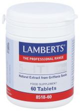 5-Htp 100 Mg 60 Tabletas Lamberts