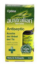 Australian Tea Tree Aceite Arbol Del Te 10 Ml. - Madal Bal