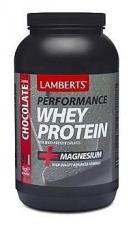 Whey Protein Sabor Chocolate 1Kg. - Lamberts