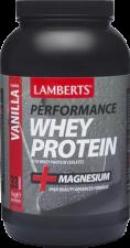 Whey Protein Sabor Vainilla 1Kg. - Lamberts