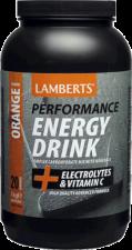Bebida Energetica Sabor Naranja 1Kg. - Lamberts