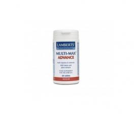 Lamberts Multi Max Avance 60 Comprimidos - Farmacia Ribera