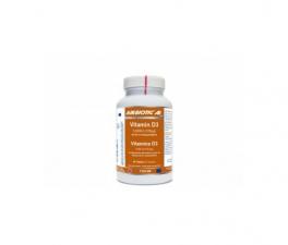 Airbiotic Ab Vitamin D3 5.000 Ui 90 Tabletas - Farmacia Ribera