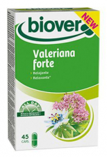 Valeriana Forte 50 Cap.  - Biover