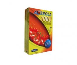 Acerola 1000 Mg 30 Comprimidos - Farmacia Ribera